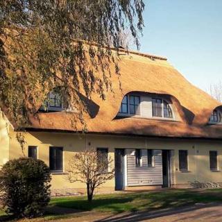 Reetdachhaus Holunder 1, **** - Ferienhaus - Poseritz