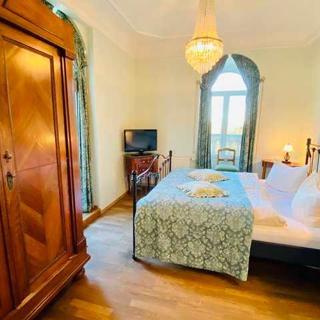 Gästehaus Bleichröder - Suite 8 mit Gartenblick - Heringsdorf