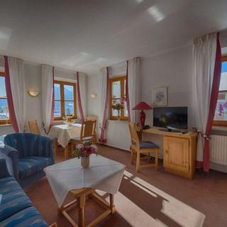 Aparthotel Fackler - Halserspitz mit Balkon - Tegernsee