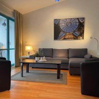 """Appartementhaus """"Sanssouci"""" - (33) 3- Raum- Appartement-Strandstraße - Kühlungsborn"""