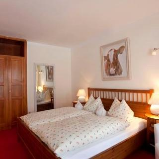 Hotel garni Berlin - Doppelzimmer - Rottach-Egern