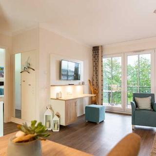 Aparthotel Waterkant Suites 1-31 - bews1-31 Aparthotel Waterkant Suites 1-31 - Börgerende-Rethwisch