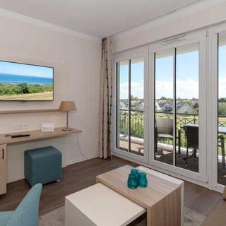Aparthotel Waterkant Suites 3-62 - bews3-62 Aparthotel Waterkant Suites 3-62 - Börgerende-Rethwisch