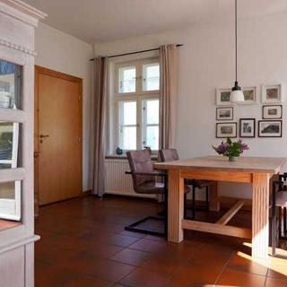 Jasmundhus - Jasmundhus, Ferienwohnung Backbord - Neddesitz