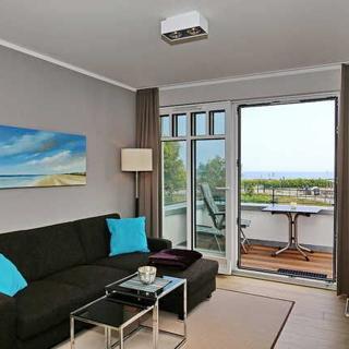 Linden-Palais Wohnung 15 - LP/15 Linden-Palais Wohnung 15 - Heiligendamm