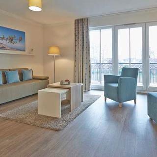Aparthotel Waterkant Suites 1-32 - bews1-32 Aparthotel Waterkant Suites 1-32 - Börgerende-Rethwisch