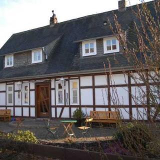 Haus am Wald - Doppelzimmer - Lichtenfels-Neukirchen