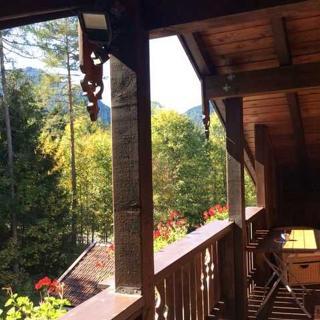 Ferienwohnungen Forsthaus Krämer - Ferienwohnung 4 Obergeschoss - Schliersee