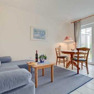Haus Arkona - 2-Zi.-App. mit Terrasse für 3 Pers. - Zingst