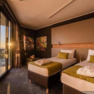 Hotel Olea - Doppelbetzimmer-Meerblick - Novalja