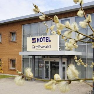 VCH Hotel Greifswald - Familienzimmer 2 Erw. / 2 Kinder - Greifswald