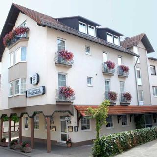 Hotel-Restaurant Stadtschänke - Einzelzimmer - Bad König