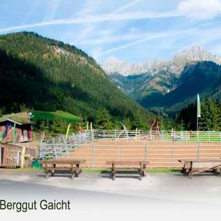 Reiterhof Berggut Gaicht - Ferienhaus 2-9 Personen - Nesselwängle