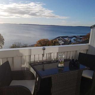 Villa Feodora - Das Haus mit dem einzigartigen Seeblick - DG 11 - Sassnitz
