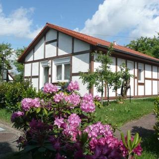 Ferienhaus Kogge im Feriendorf Altes Land - Ferienhaus Kogge - für 5 Personen Haustiere erlaubt - Hollern-Twielenfleth