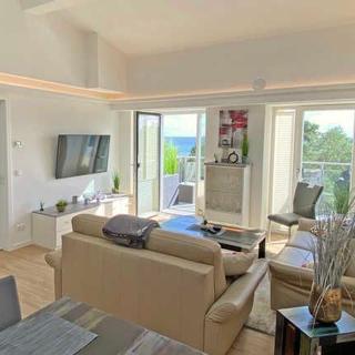 Loftappartement Sundowner mit direktem Meerblick - Appartement 5.3 Haus Stubnitz Sundowner - Prora