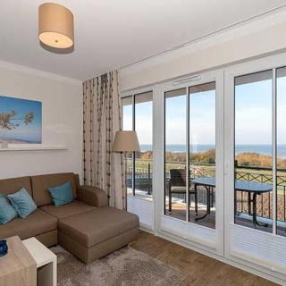Aparthotel Waterkant Suites 2-36 - bews2-36 Aparthotel Waterkant Suites 2-36 - Börgerende-Rethwisch