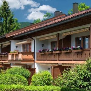 Appartement an der Rottach - Dahmen - Ferienwohnung 2 - Rottach-Egern