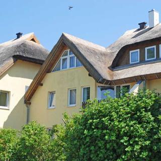 Strandhaus Lobbe  F545 WG 20 im DG mit Balkon - Strandhaus Lobbe WG 20 - Lobbe