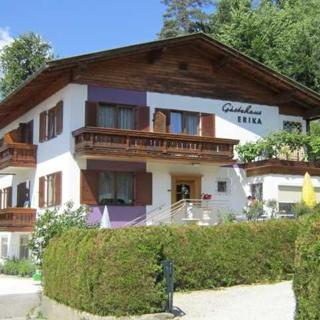 Gästehaus ERIKA - Doppelzimmer mit Balkon - Pörtschach am Wörthersee