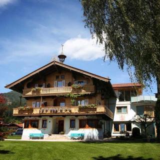 Landhaus Alpengruß - Apartment Unterberg - Kössen/Schwendt