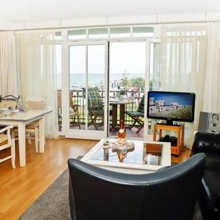 "Appartementhaus ""Atlantik"" - (184/2) 3- Raum- Appartement - Seeblick - Kühlungsborn"