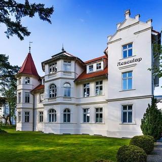 Villa Aesculap Aktionspreis 7=6 Neben- und Außersaison - 3-Raum-App. 32RB4 - Binz