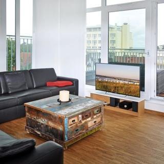 Penthousewohnung DünenResort 43 im Ostseebad Binz auf Rügen - 3-Raum-Wohnung - Binz