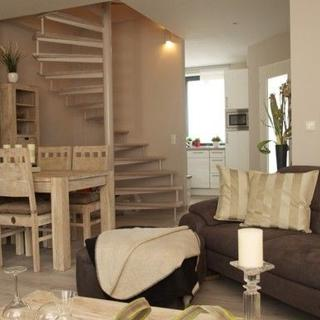 Strandresidenz Appartement Bleßralle A03 in Prora - Appartement A03 100 m² bis 6 Erw. + 1 Kleinkind (bis 3 J.) - Prora