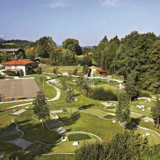 """Ferienpark Vorauf Typ """"Oslo"""" - Typ B - Siegsdorf"""
