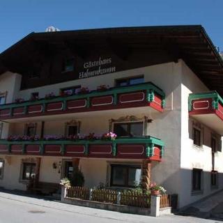 Haus Hahnenkamm - Ferienhaus Karoline - Nesselwängle