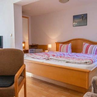 Pension in Prerow - Doppelzimmer mit Terrasse - Prerow