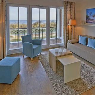 Aparthotel Waterkant Suites 2-39 - bews2-39 Aparthotel Waterkant Suites 2-39 - Börgerende-Rethwisch