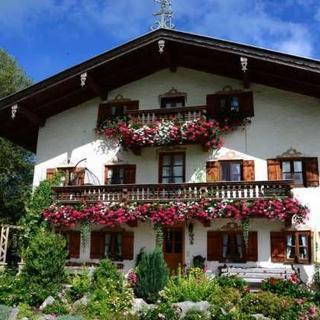 Ferienwohnungen Beim Melchern - Ferienwohnung Hollerstaudn - Fischbachau