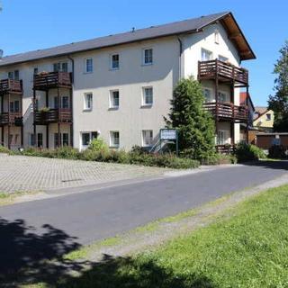 """Ferienwohnungen im """"Haus Bergblick"""" am Rennsteig - Fewos 1 - 5, 2-Zimmer mit Balkon - Ilmenau OT Frauenwald"""