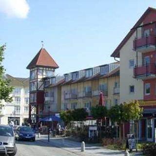 """Appartementanlage  """"Ostseeblick"""" - (102) 2- Raum- Appartement-Ostseeallee-Seeblick - Kühlungsborn"""