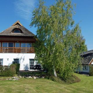 Ferienhäuser und -wohnungen  Goorwiesen - Ferienhaus am Bach - Vilmnitz