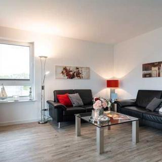 """Appartement """"Opal"""" mit Penthouseflair - Oase am Haff - Appartement """"Opal"""" - Garz"""