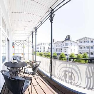 Haus Möwe, Appartement 05 - Binz