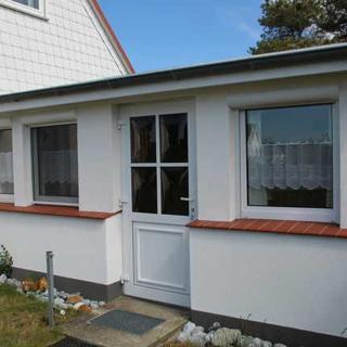 Ferienhaus Boddenblick - 1 Zimmer Apartment - Neuendorf