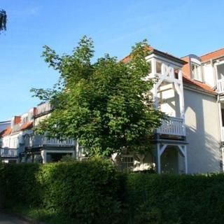 Appartements in Kühlungsborn-Ost - (68) 1- Raum- Appartement-Strandstraße 32 - Kühlungsborn