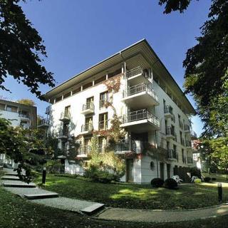 Delbrück-Villen - 1-Raum-App. D123 - Heringsdorf