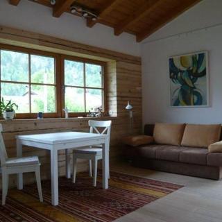 Ferienwohnungen Lindinger - Ferienwohnung 3 Atelier - Rottach-Egern