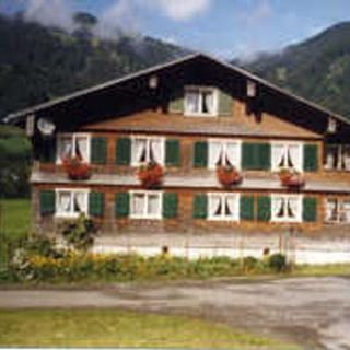 Fetz Christof - Zimmer 2 mit Fließwasser - Schoppernau