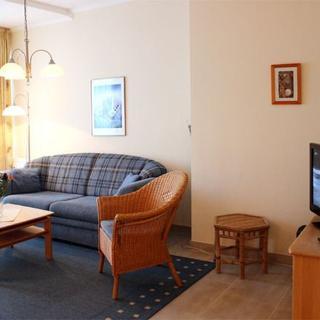 """Appartementhaus """"Atlantik"""" - (112) 3- Raum- Appartement mit Terrasse-Seeseite - Kühlungsborn"""
