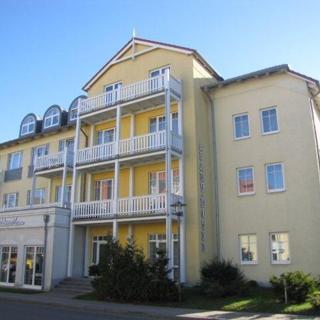 Appartements in Kühlungsborn-West - (287) 2- Raum- Appartement Strandschlösschen 13 - Kühlungsborn
