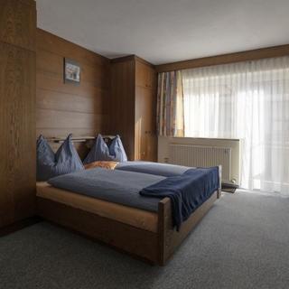Haus Hahnenkamm - Doppelzimmer mit Frühstück - Nesselwängle