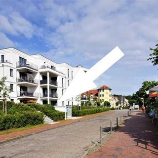 Ferienwohnung Enzian (Wohnung 1) in der Villa Düne - Baabe