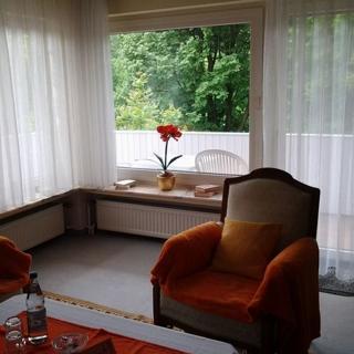 Ferienwohnungen Café Talblick - Ferienwohnung mit Balkon - Michelstadt