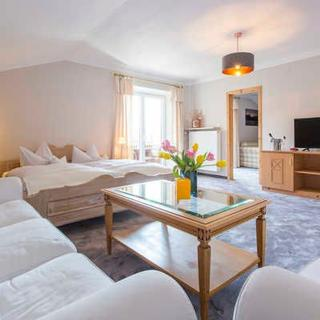 Hotel garni Berlin - Ferienwohnung 201 - Rottach-Egern